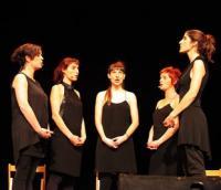 Gran èxit de Les Síxters a Girona (El Punt Avui)